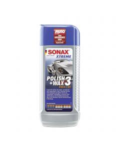 Sonax Xtreme Polish+Wax 3 Hybrid NPT