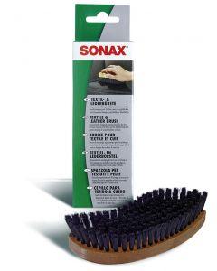 Sonax Textil- und Lederbuerste