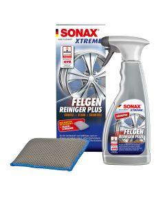 Sonax Xtreme FelgenReiniger PLUS inkl. Felgenschwamm 500 ml