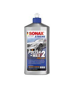 SONAX Xtreme Polish+Wax 2 Hybrid NPT 0,5 L