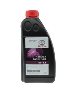 Toyota Brake Fluid DOT-5.1  1 L