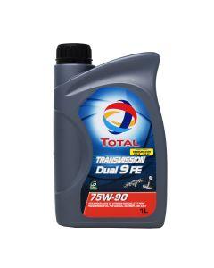 Total Synthetisches Getriebeöl DUAL 9 FE 75W-90 1 L