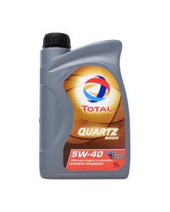 Total Quartz 9000 5W-40--0-