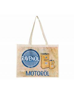 Ravenol Motiv Tragetasche Oldtimer
