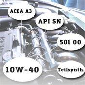10W-40 Motoroel