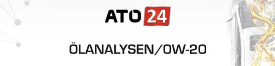ATO24 Ölanalyse 0W-20