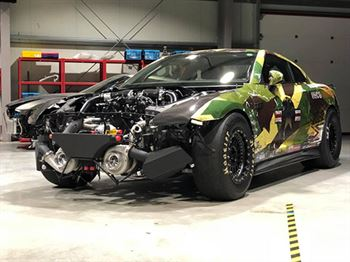 Nissan GT-R | Materialmord Racing