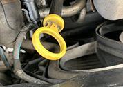 Gelber Ring Oelstab